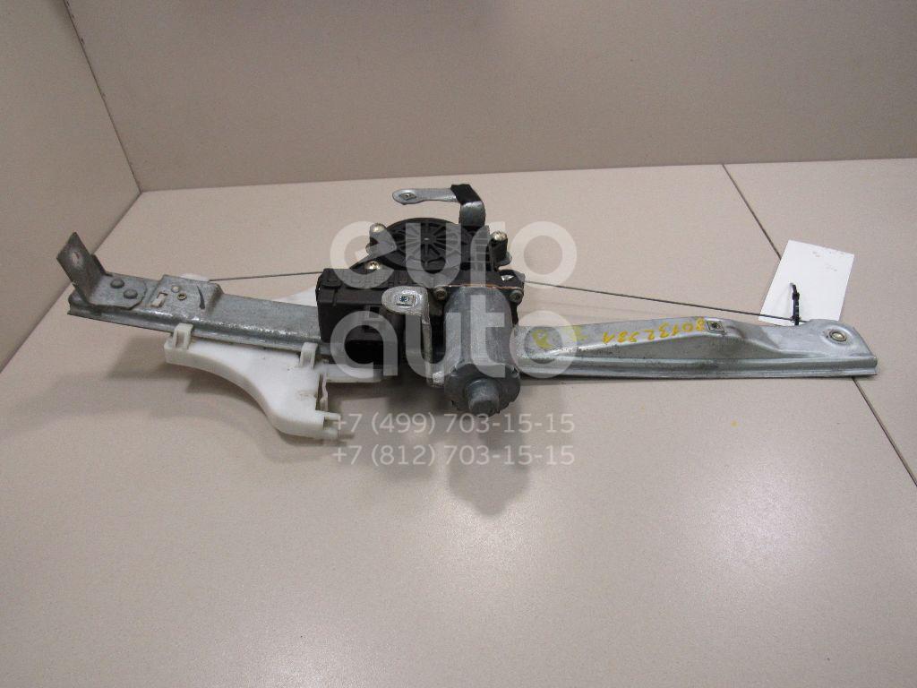 Стеклоподъемник электр. задний правый Ford Mondeo III 2000-2007; (1320873)  - купить со скидкой
