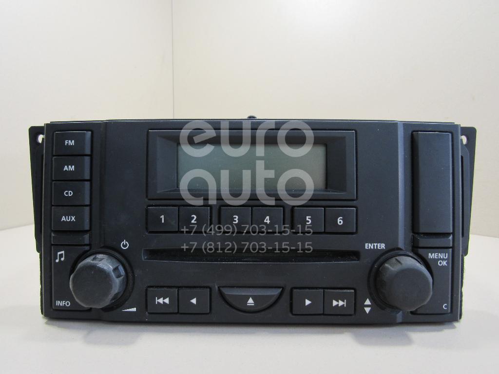Купить Магнитола Land Rover Freelander 2 2007-2014; (LR006006)