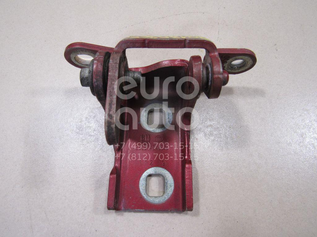 Купить Петля двери передней правой верхняя Opel Insignia 2008-2017; (13281821)