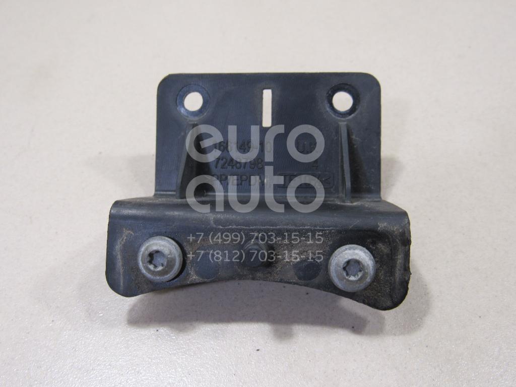 Купить Кронштейн фары противотуманной левой Mini R56 2005-2014; (51117248798)