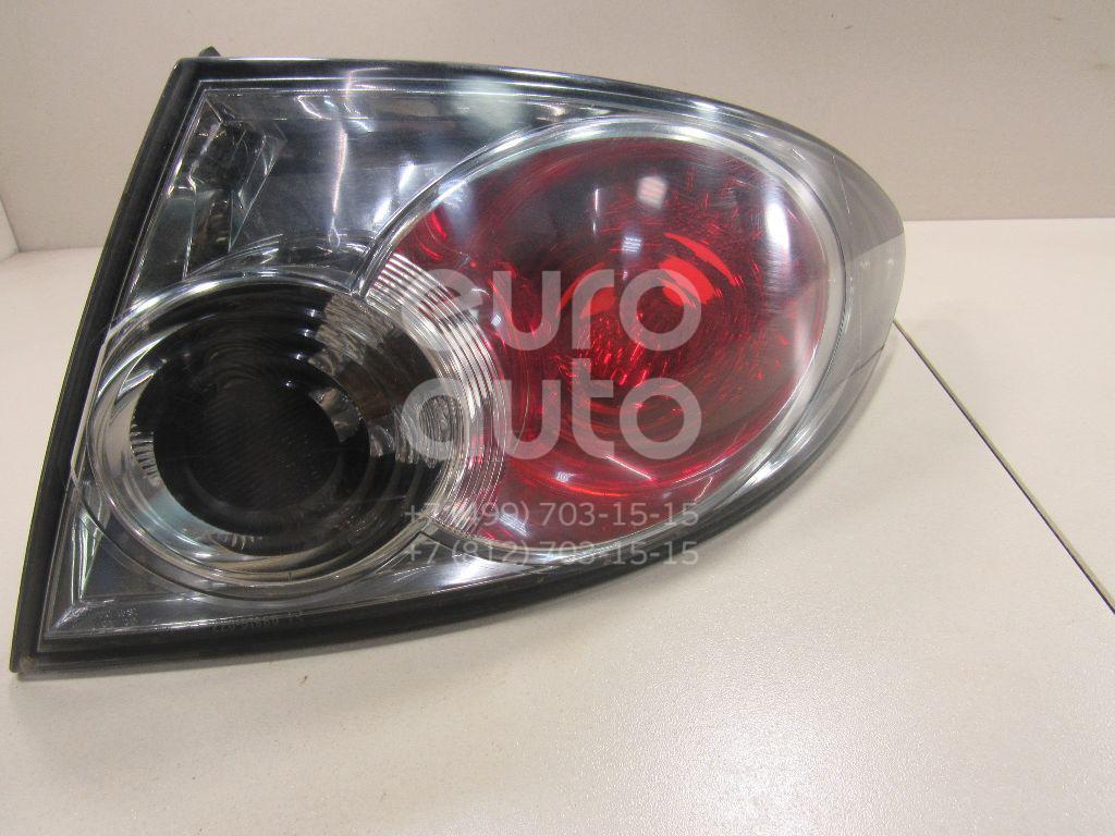 Купить Фонарь задний наружный правый Mazda Mazda 6 (GG) 2002-2007; (GR1A51150)