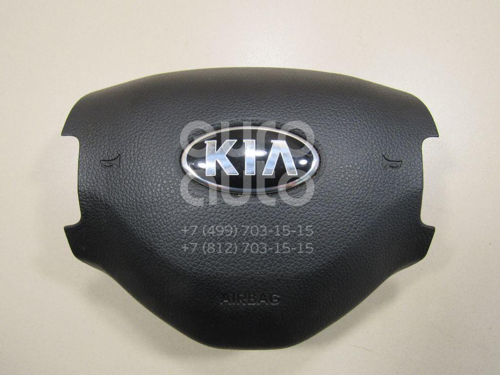 Купить Подушка безопасности в рулевое колесо Kia Sportage 2010-2015; (569003W501WK)