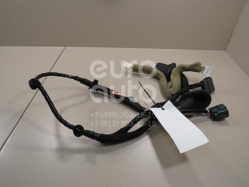 Проводка (коса) Nissan Juke (F15) 2011-; (241261KA0A)