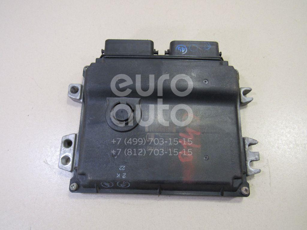 Купить Блок управления двигателем Suzuki SX4 2006-2013; (3391075KG0)