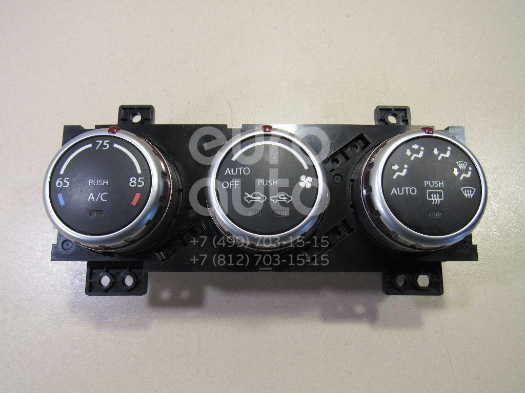 Купить Блок управления климатической установкой Suzuki SX4 2006-2013; (3951080J31)