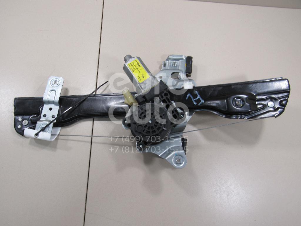 Купить Стеклоподъемник электр. передний левый Chevrolet Aveo (T300) 2011-; (42339891)