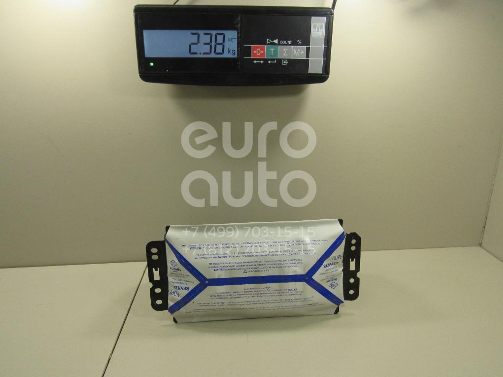 Купить Подушка безопасности пассажирская (в торпедо) Renault Megane II 2003-2009; (8200706146)