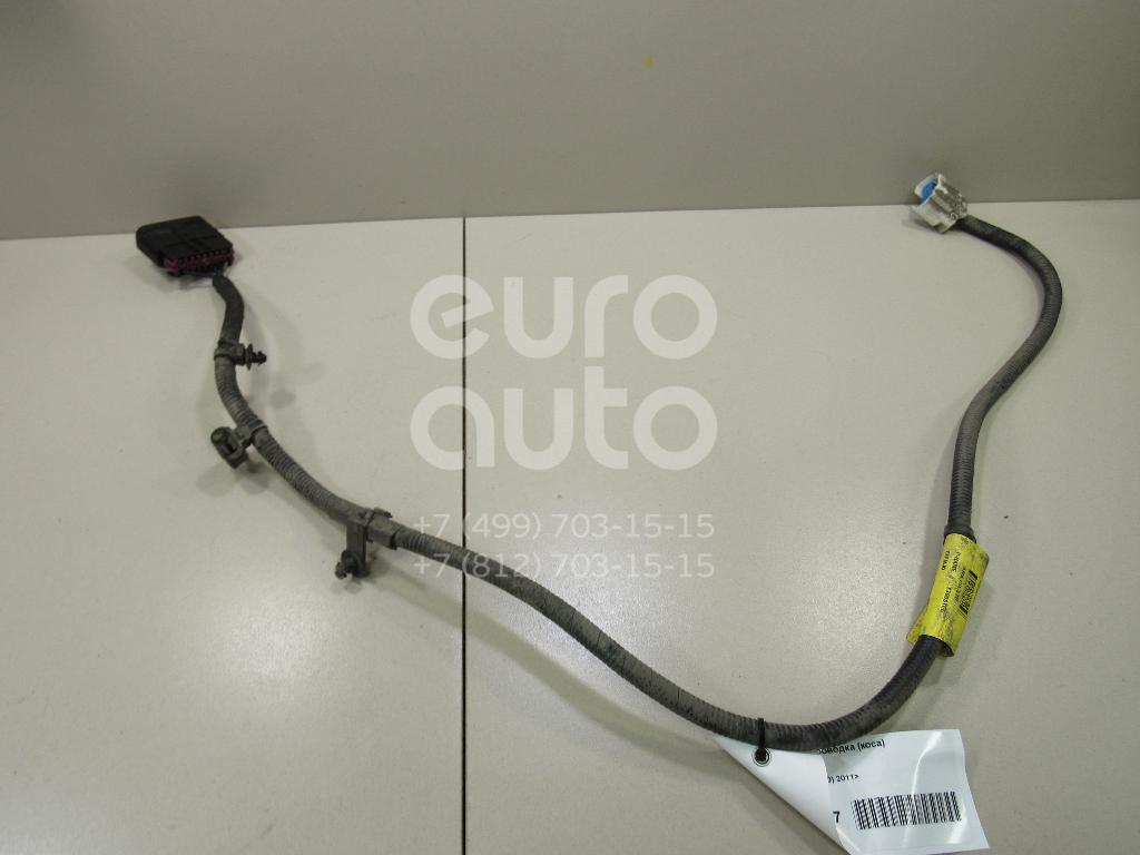 Купить Проводка (коса) Chevrolet Aveo (T300) 2011-; (96904020)