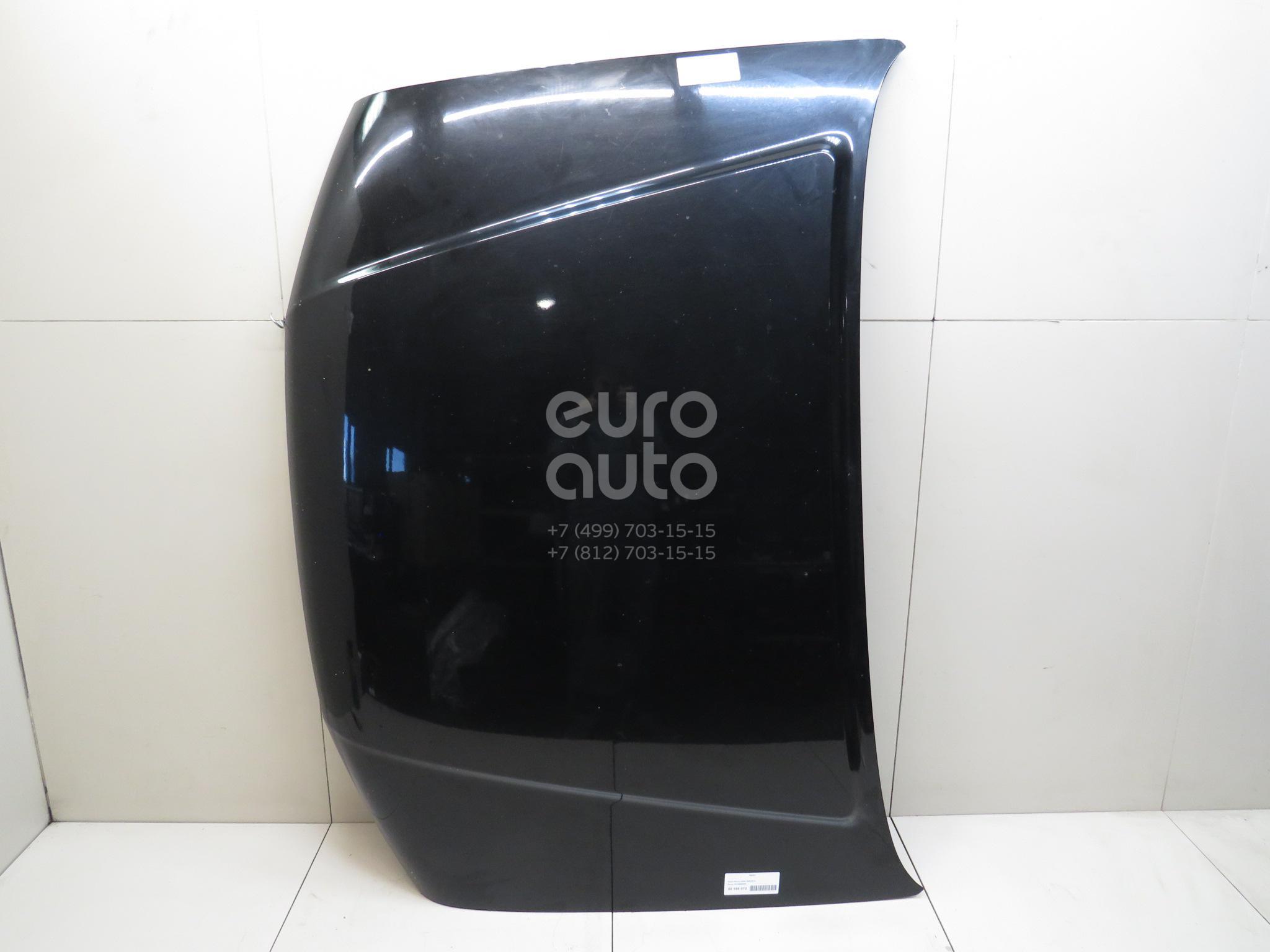 Купить Капот Nissan Navara (D40) 2005-2015; (F5100EB3MA)