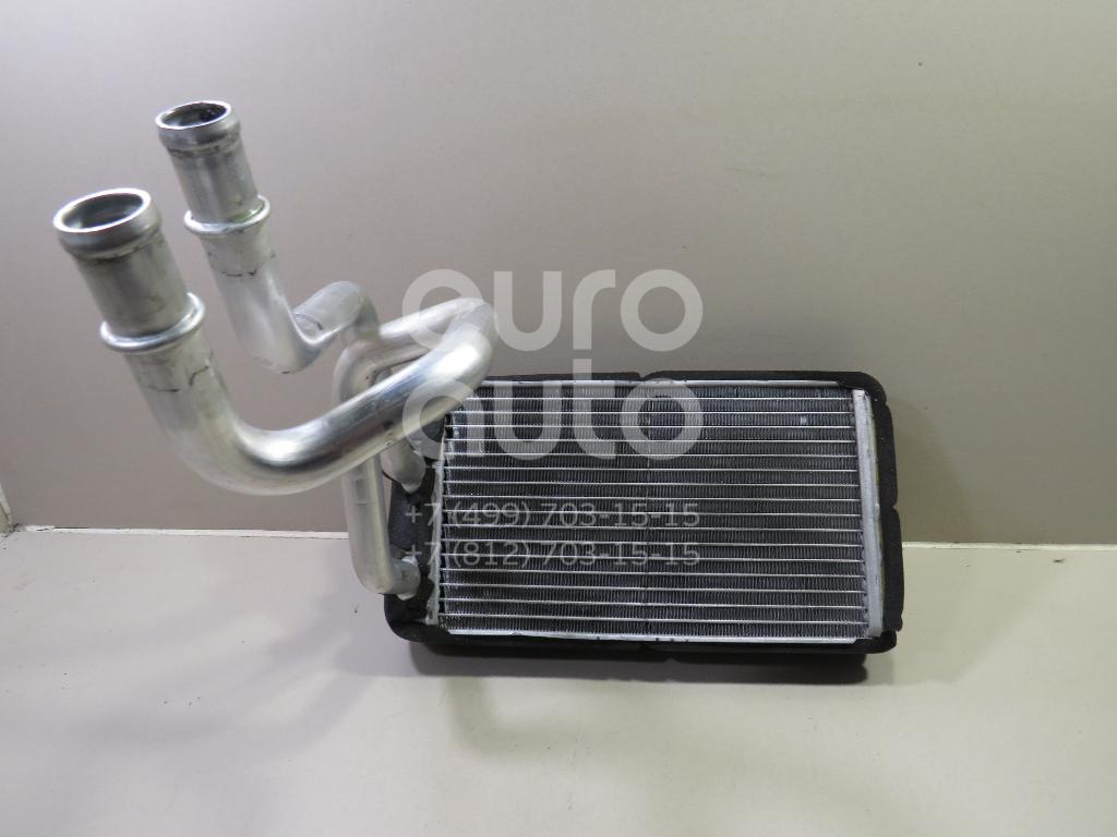 Купить Радиатор отопителя Nissan Navara (D40) 2005-2015; (27140EB01A)