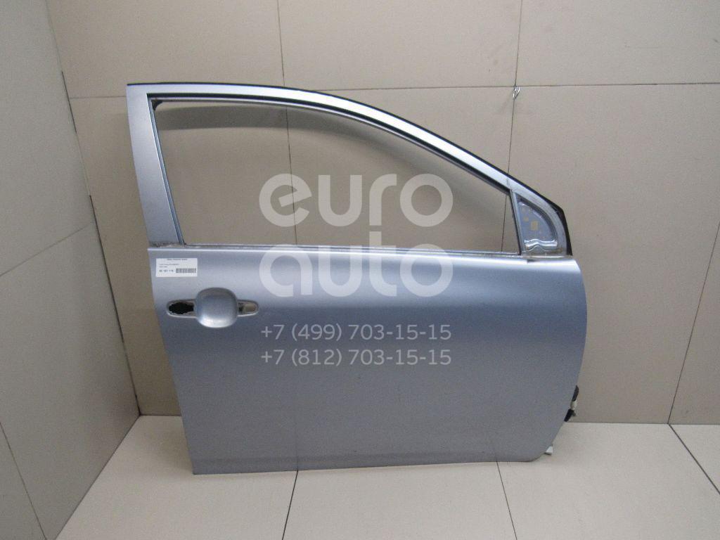 Купить Дверь передняя правая Toyota Corolla E15 2006-2013; (6700112A30)