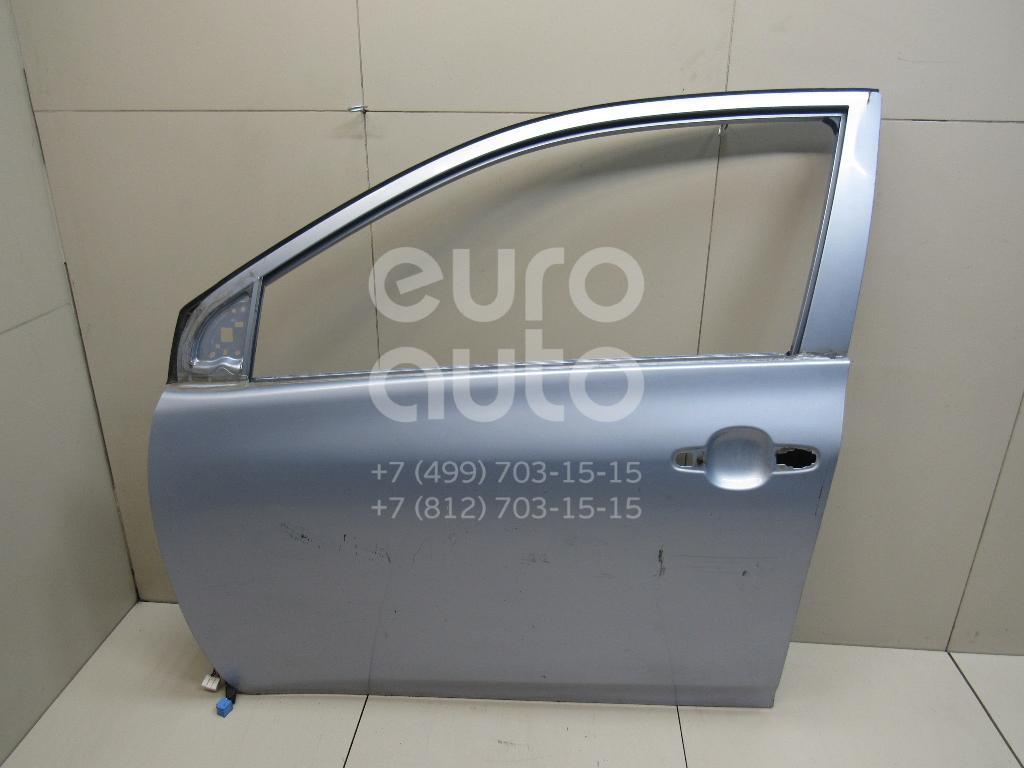 Купить Дверь передняя левая Toyota Corolla E15 2006-2013; (6700212A30)