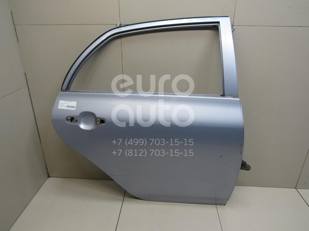 Купить Дверь задняя правая Toyota Corolla E15 2006-2013; (6700312A20)