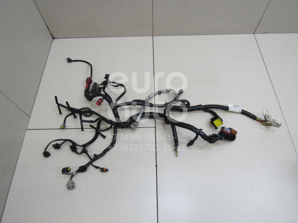 Купить Проводка (коса) Nissan Qashqai (J10) 2006-2014; (24011JD05C)