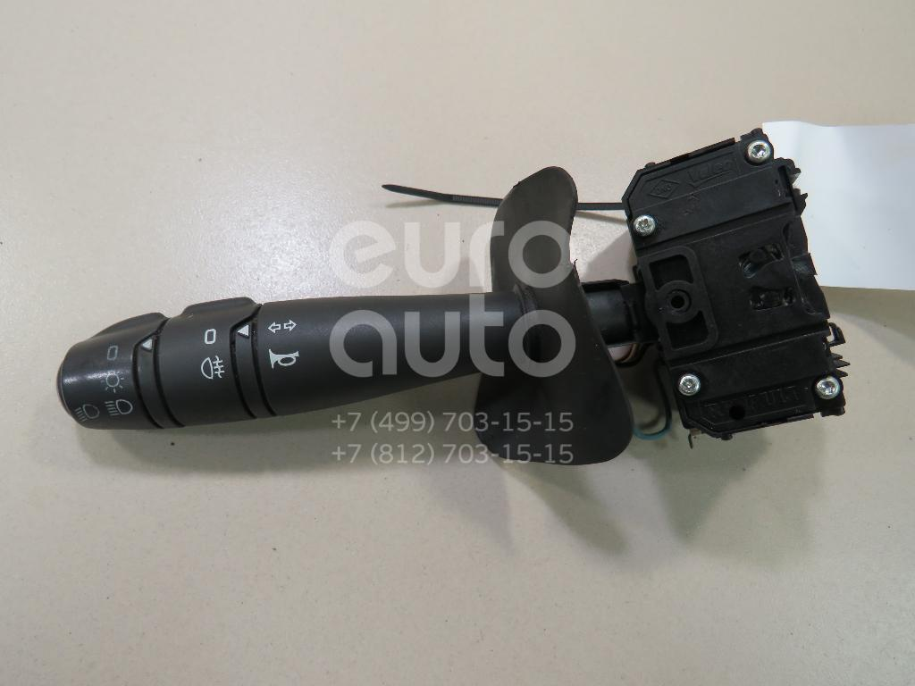 Купить Переключатель стеклоочистителей Renault Sandero 2009-2014; (8200792584)