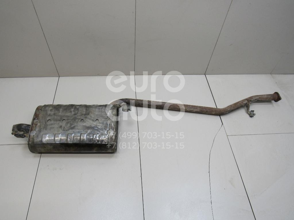 Купить Глушитель основной Hyundai Sonata IV (EF)/ Sonata Tagaz 2001-2012; (287003D600)