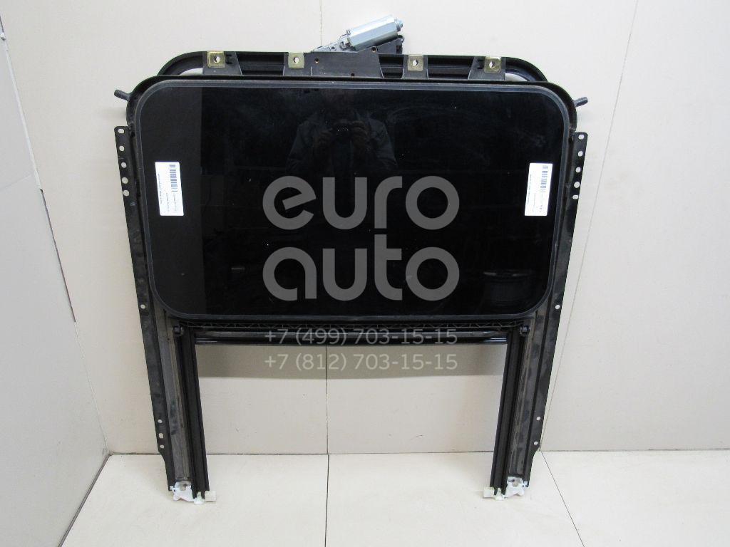 Купить Люк в сборе электрический VW Touareg 2002-2010; (7L0877049)