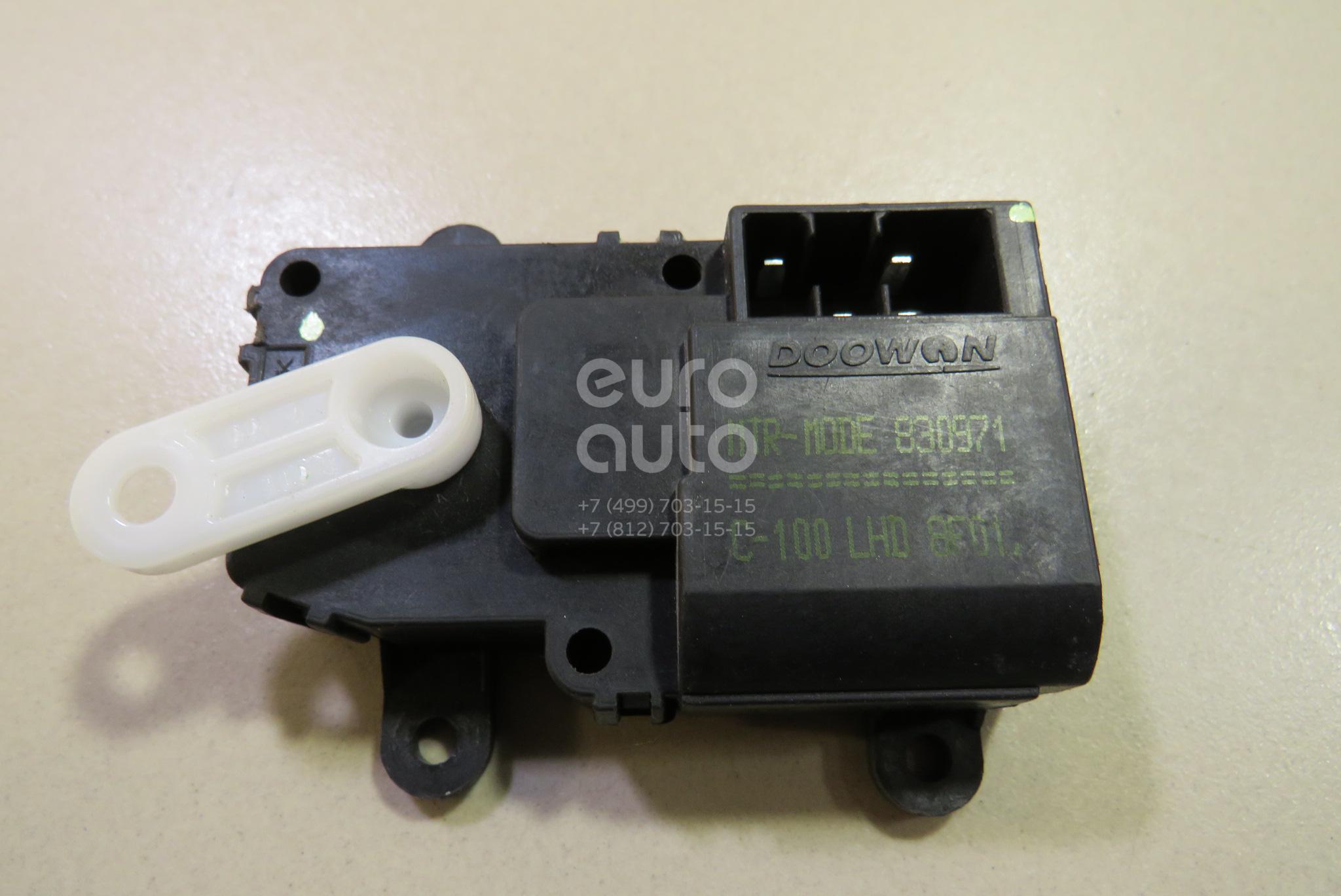 Купить Моторчик заслонки отопителя Opel Antara 2007-2015; (96629731)