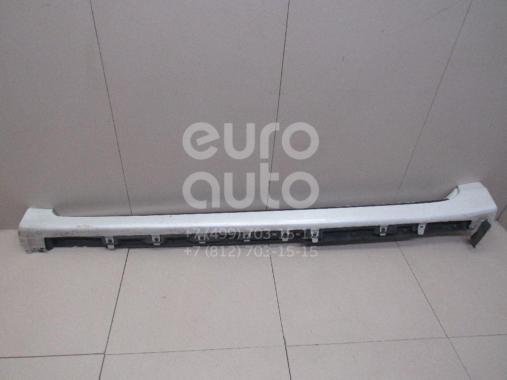 Накладка на порог (наружная) Lexus ES (SV40) 2006-2012; (7585233905A1)