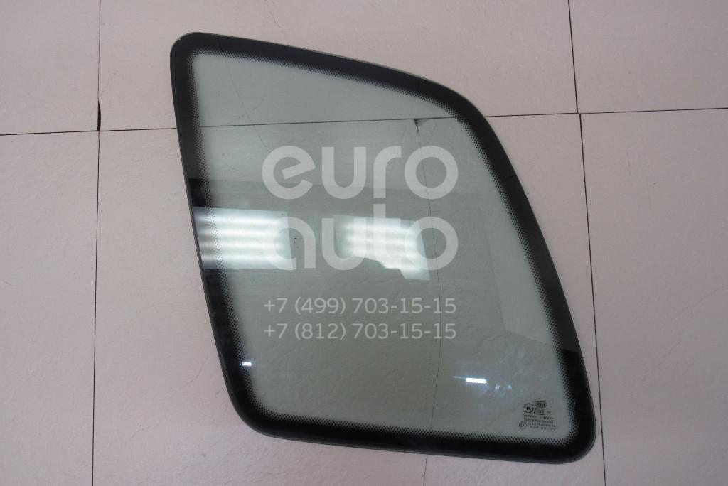 Стекло кузовное глухое левое Kia Sportage 1993-2006; (0K08B63951)