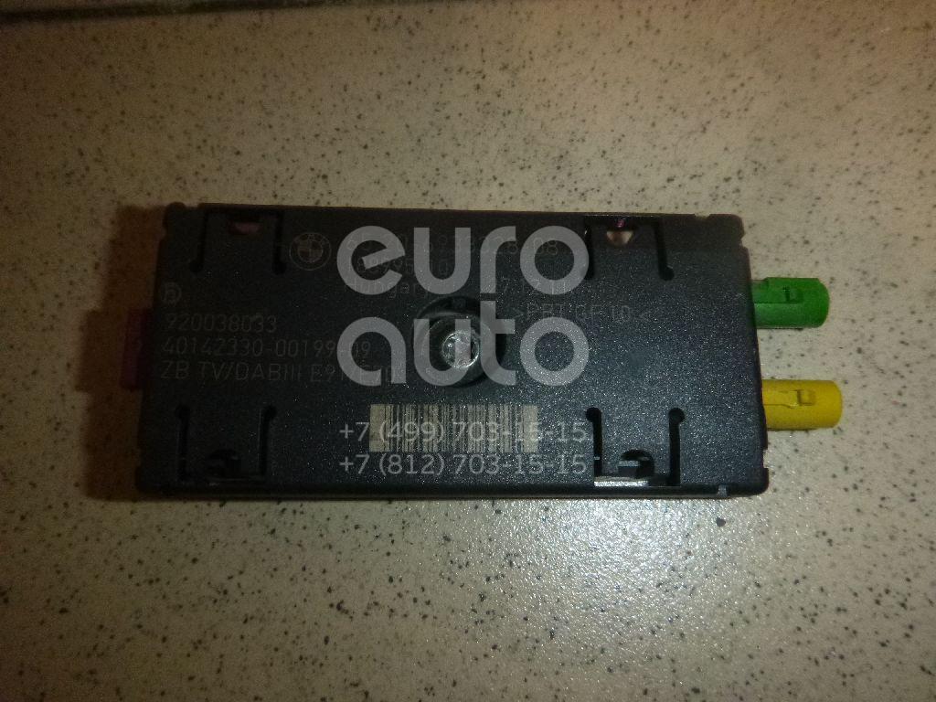 Блок электронный BMW X5 E70 2007-2013; (65206933328)