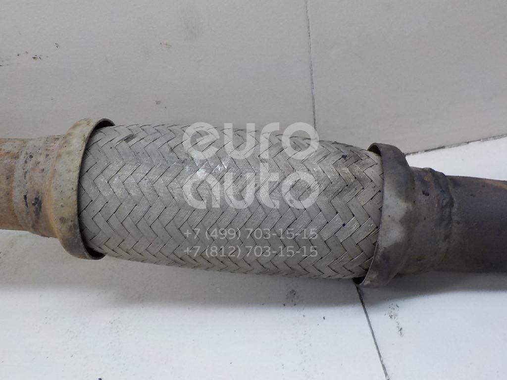 Приемная труба глушителя для Hyundai Terracan 2001-2007 - Фото №1