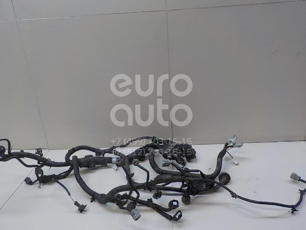 Купить Проводка (коса) Nissan Qashqai (J10) 2006-2014; (24011JD02D)