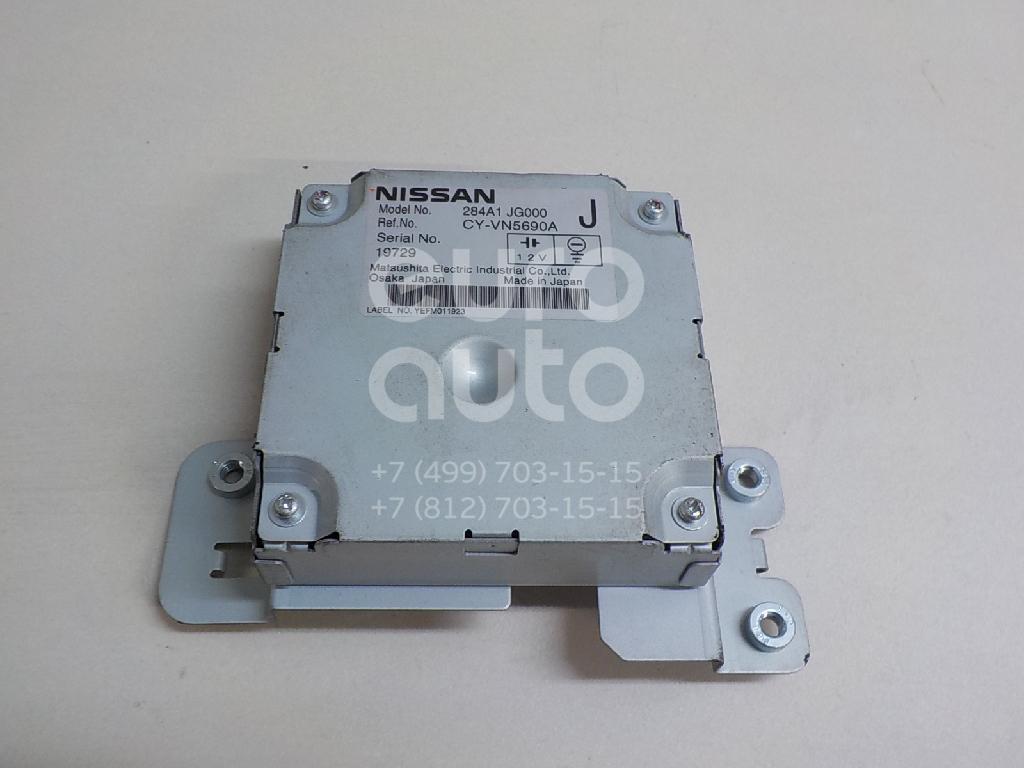 Купить Блок электронный Nissan X-Trail (T31) 2007-2014; (284A1JG000)