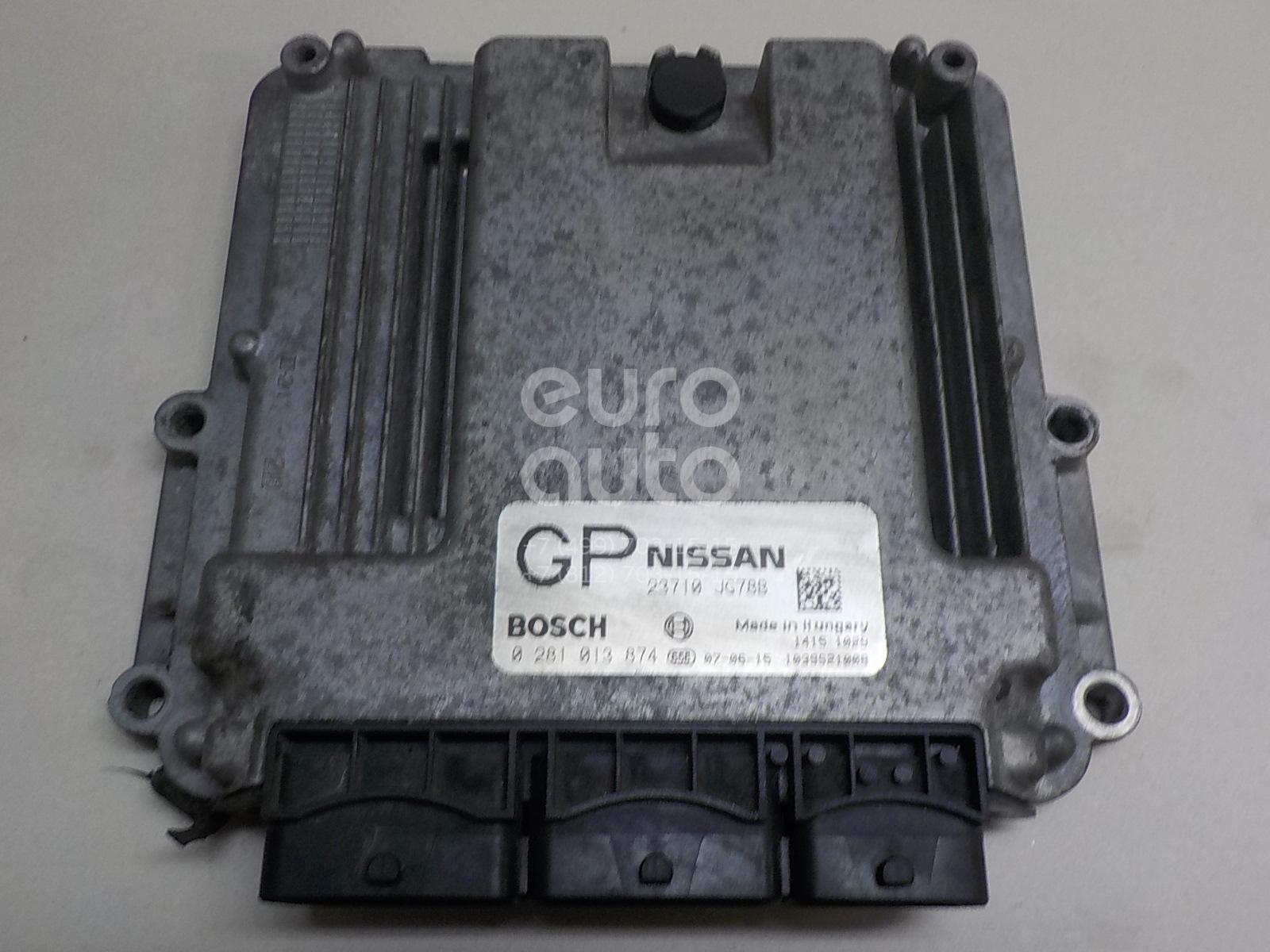 Купить Блок управления двигателем Nissan X-Trail (T31) 2007-2014; (23710JG78B)