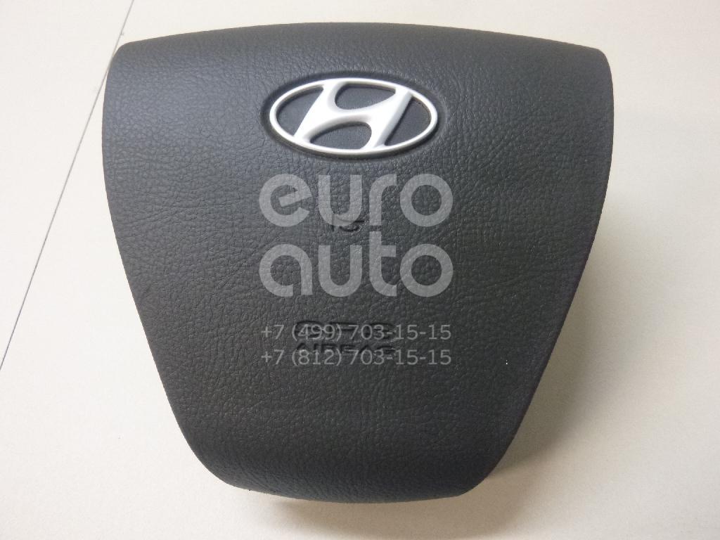 Купить Подушка безопасности в рулевое колесо Hyundai ix55 2007-2013; (569003J7007Q)