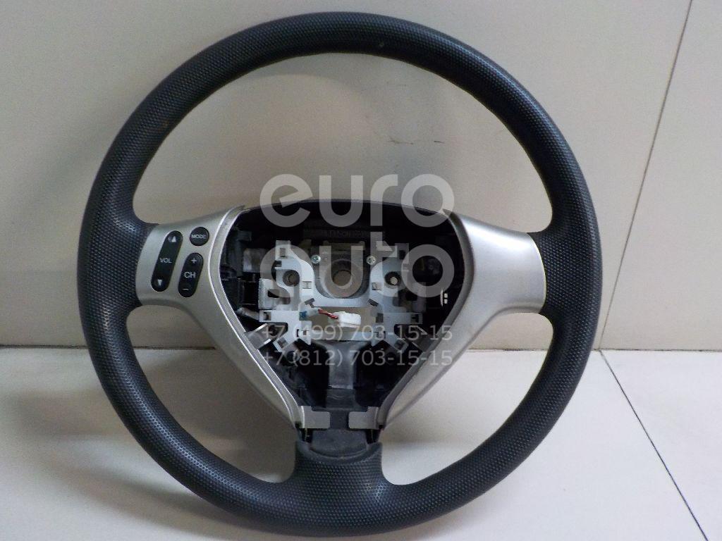Купить Рулевое колесо для AIR BAG (без AIR BAG) Honda Jazz 2002-2008; (78501SAAJ61ZA)