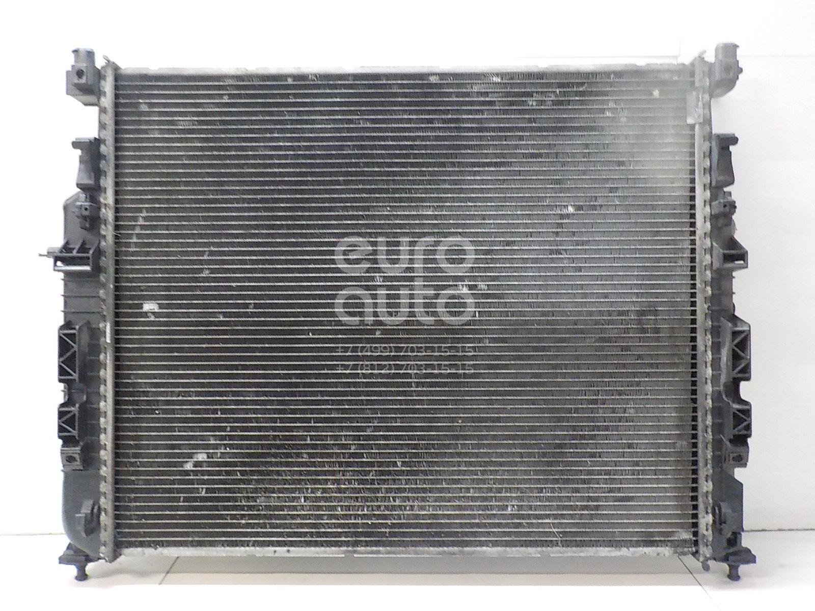 Купить Радиатор основной Mercedes Benz W164 M-Klasse (ML) 2005-2011; (2515000303)