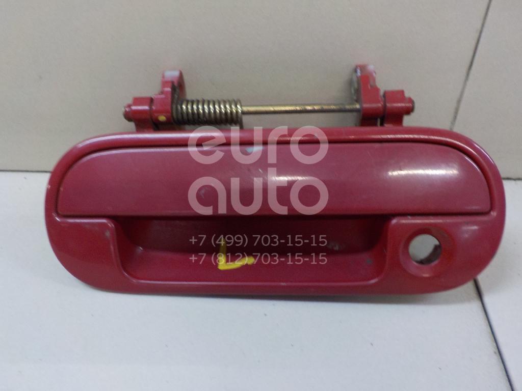 Купить Ручка двери передней наружная левая Honda HR-V 1999-2005; (72180SL9003YF)