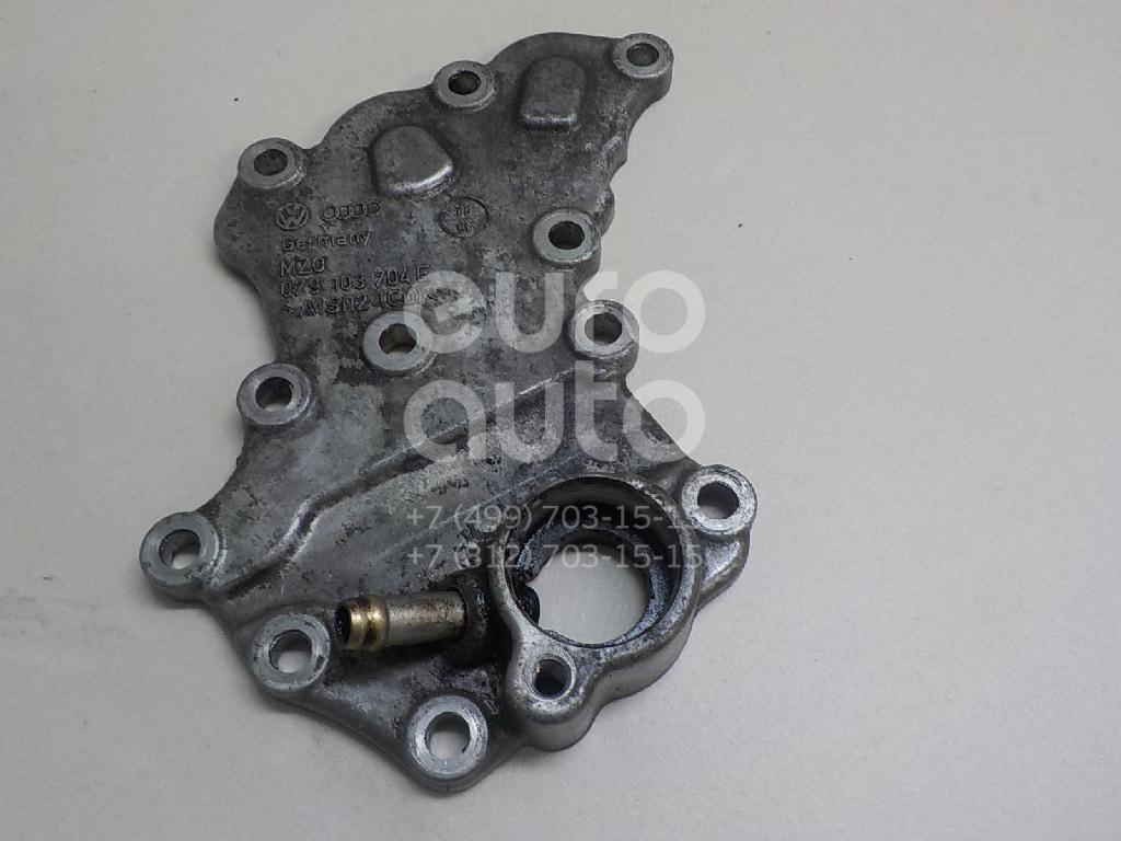 Купить Крышка блока цилиндров Audi Q7 [4L] 2005-2015; (079103704E)