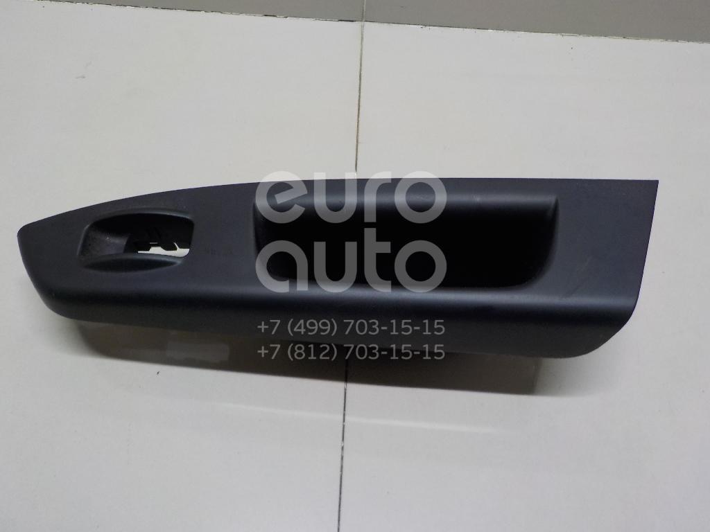 Купить Накладка блока управления стеклоподъемниками Hyundai Getz 2002-2010; (837411C020WK)