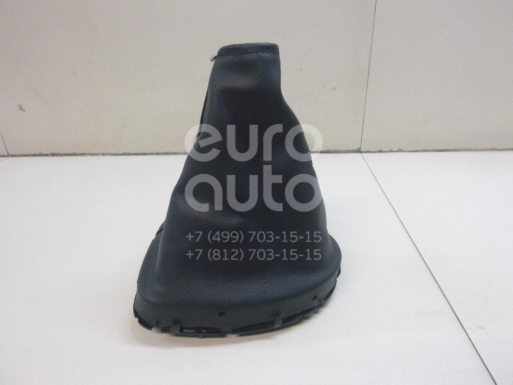 Купить Чехол кулисы Nissan Qashqai (J10) 2006-2014; (96935BR00A)