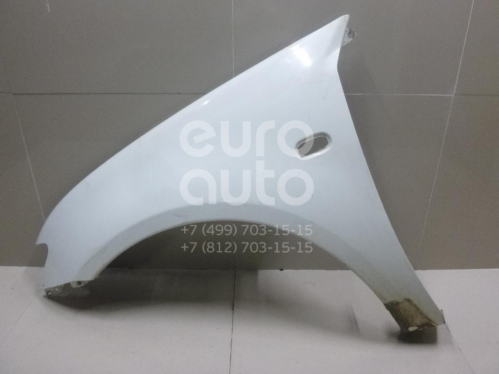 Купить Крыло переднее левое Mitsubishi L200 (KB) 2006-2016; (5220A817)
