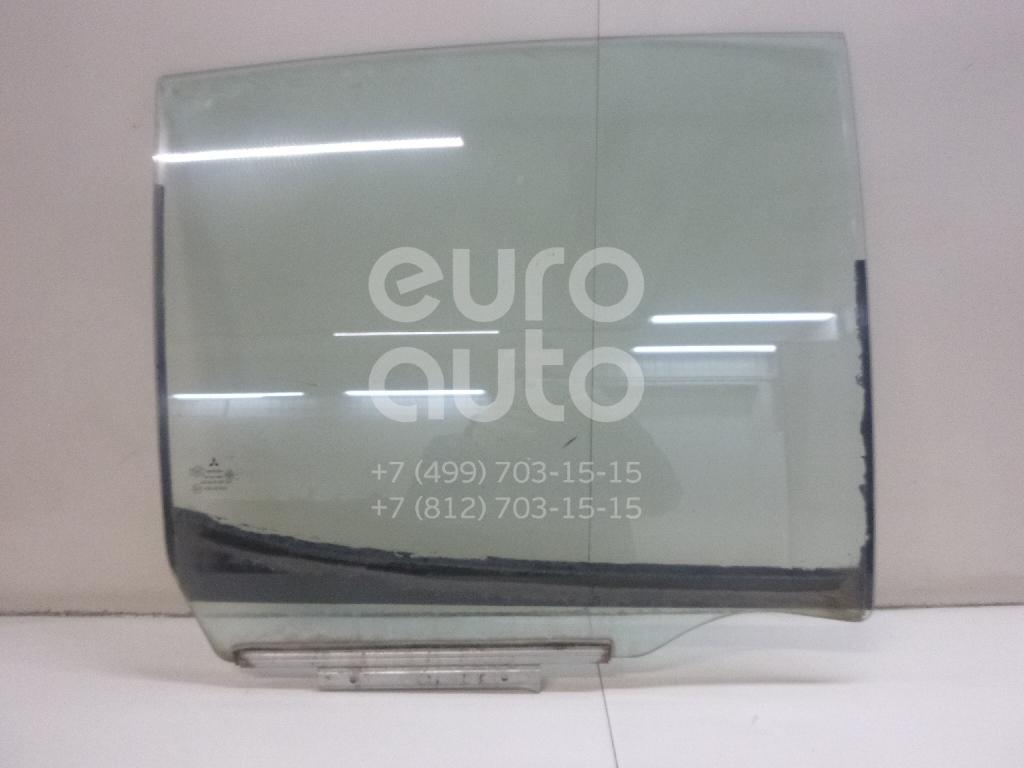 Стекло двери задней правой Mitsubishi L200 (KB) 2006-2016; (5736A008)  - купить со скидкой