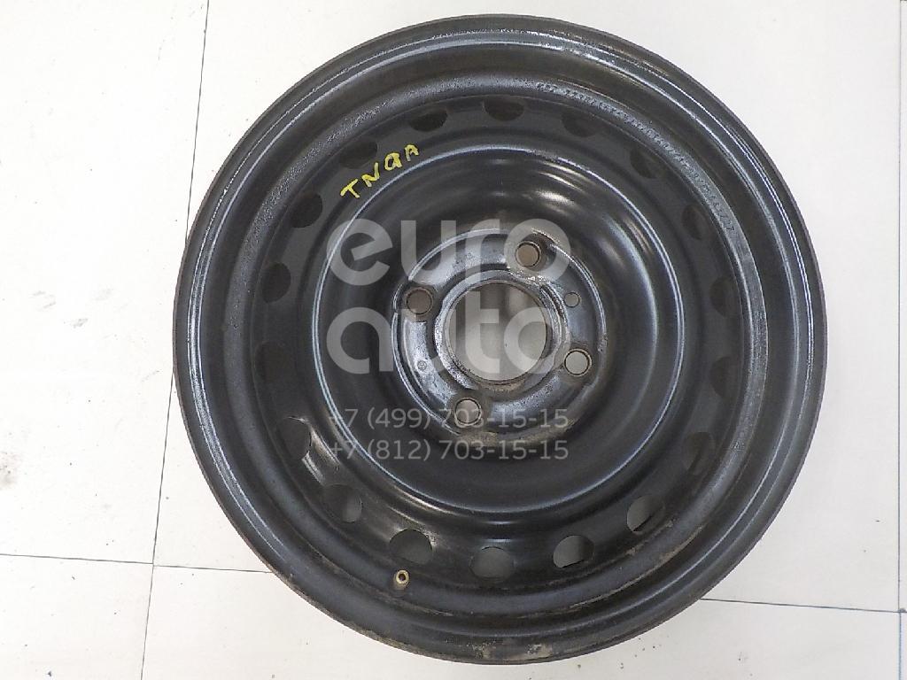 Диск колесный железо Nissan Tiida (C11) 2007-2014; (40300EN10B)  - купить со скидкой