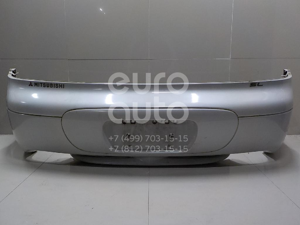 Купить Бампер задний Mitsubishi 3000 GT 1990-2000; (MR124050)