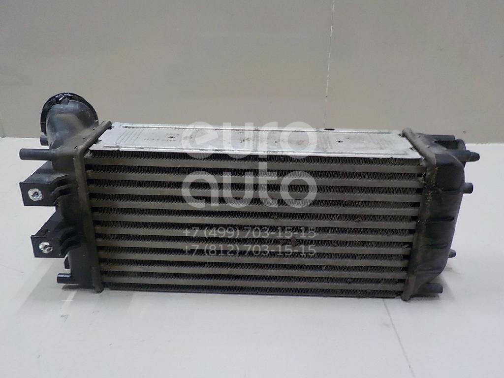 Купить Интеркулер Citroen Berlingo (NEW) (B9) 2008-; (0384N9)