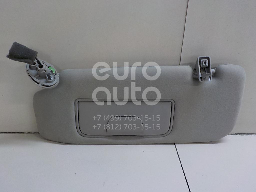 Купить Козырек солнцезащитный (внутри) Chevrolet Captiva (C140) 2011-; (95192035)