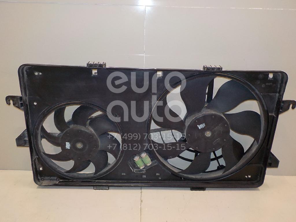 Вентилятор радиатора Ford Transit [FA] 2000-2006; (1C158C607BH)  - купить со скидкой