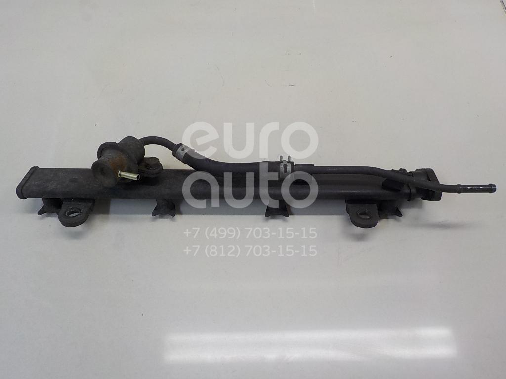 Рейка топливная (рампа) Mitsubishi Outlander (CU) 2001-2008; (MR988175)