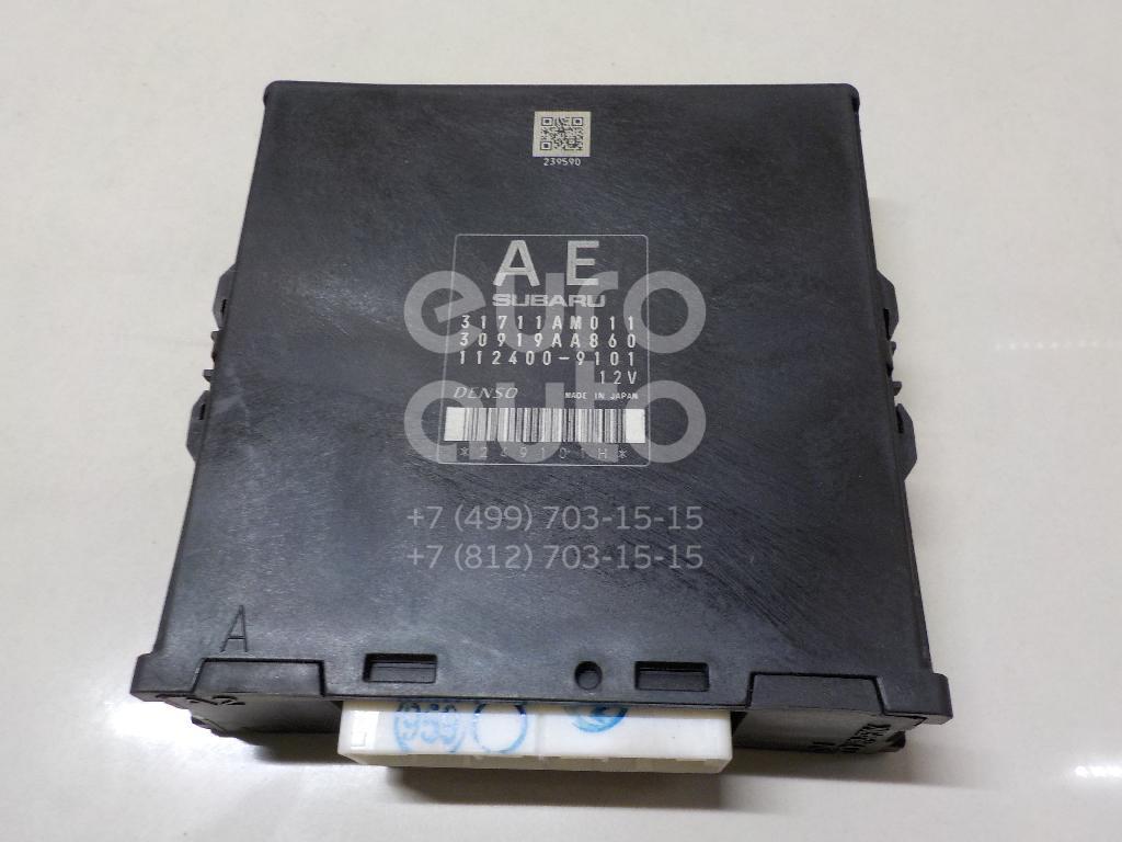 Блок электронный Subaru Forester (S12) 2008-2012; (31711AM011)