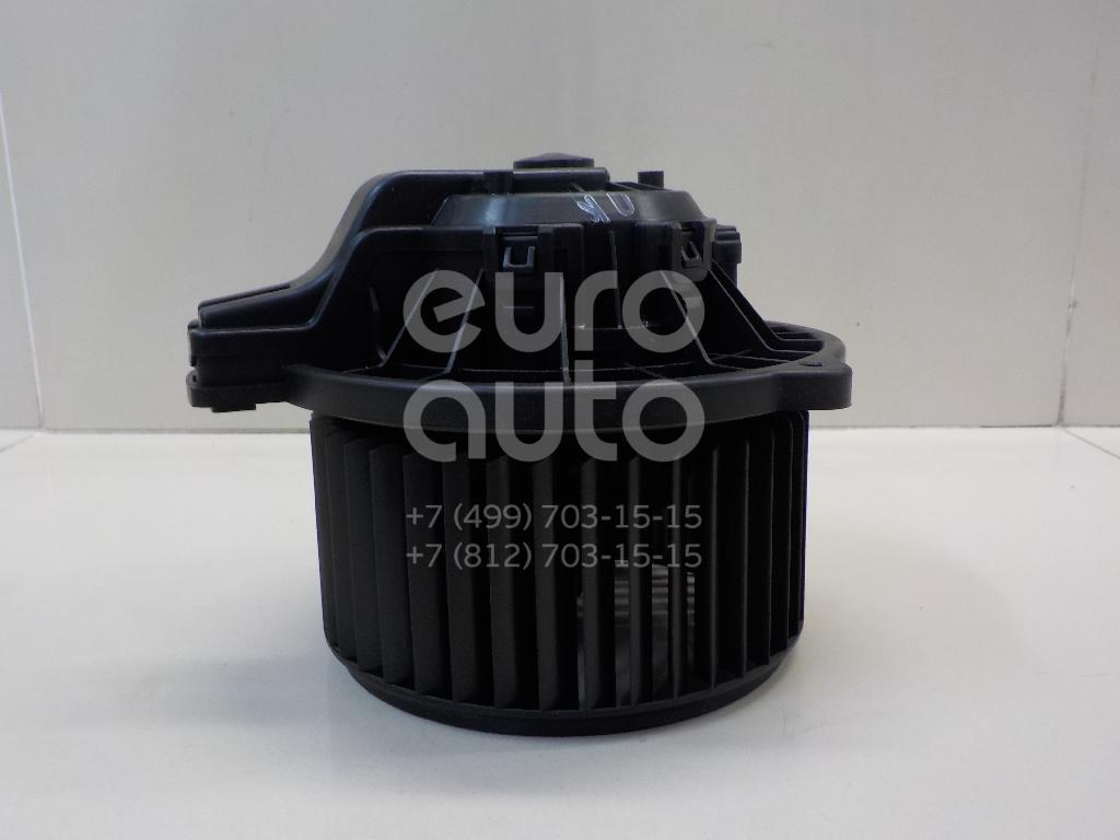 Моторчик отопителя Hyundai Solaris 2010-2017; (971114L000)