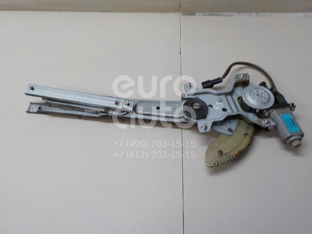 Купить Стеклоподъемник электр. задний правый Kia Carens 2002-2006; (0K2FA72560C)