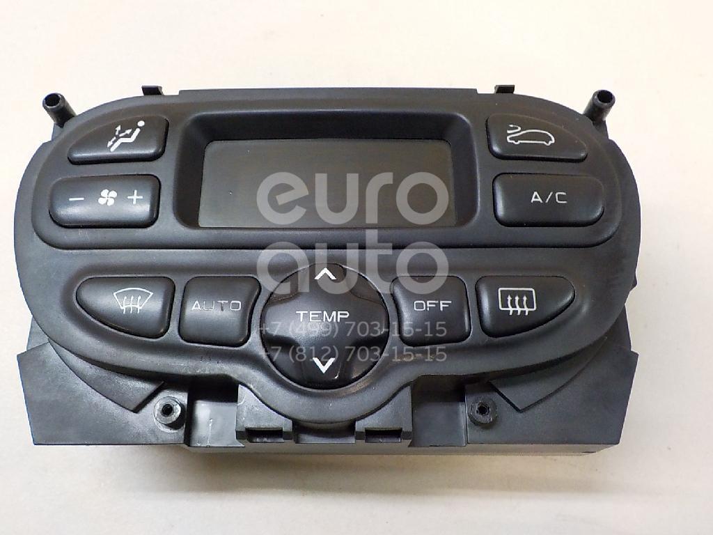 Блок управления климатической установкой Peugeot 206 1998-2012; (6451ZJ)