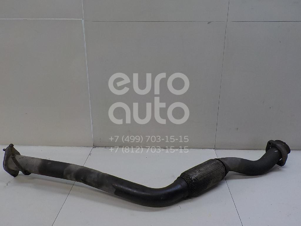 Приемная труба глушителя Ssang Yong Rexton II 2006-2012; (2420008B80)  - купить со скидкой