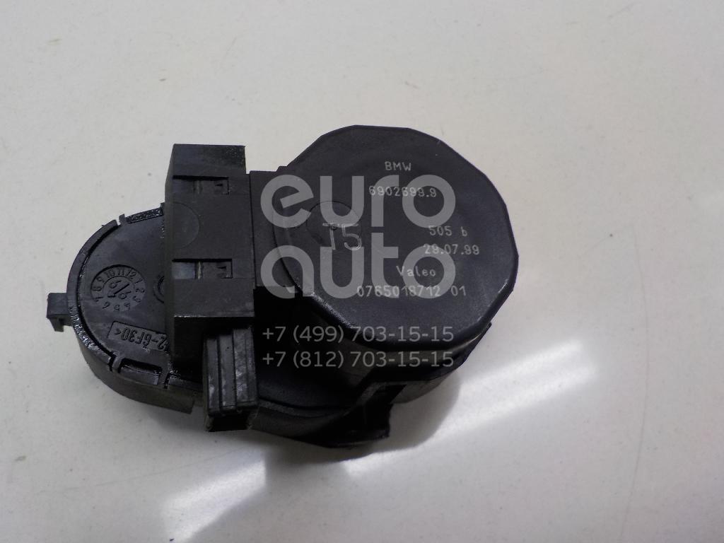 Купить Моторчик заслонки отопителя BMW X5 E53 2000-2007; (64116902699)